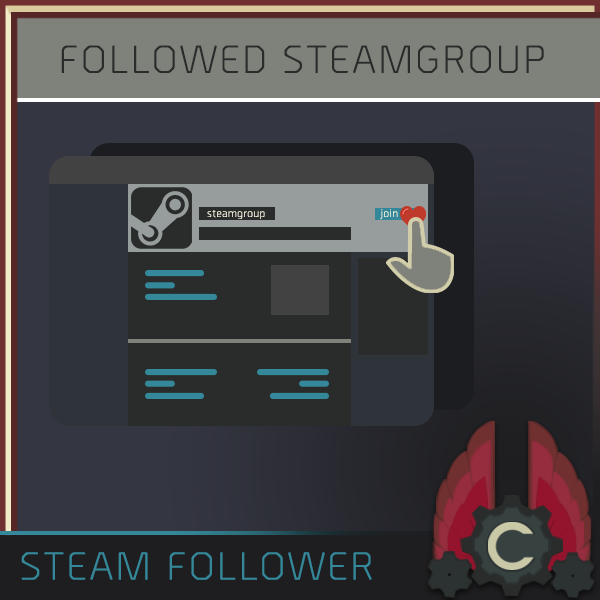 Steam Follower